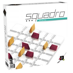 Gigamic Jeu de réflexion et de stratégie Squadro
