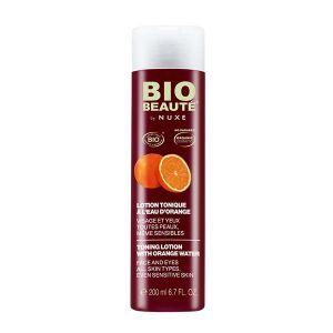 Bio Beauté (by Nuxe) Lotion tonique fraîcheur à l'eau d'orange  visage et yeux