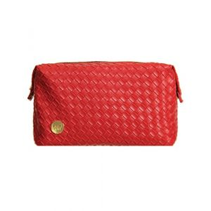 Mi pac Gold Wash Trousse à Maquillage Woven Red