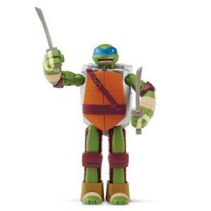 Giochi Preziosi Figurine Tortue Ninja transformable : Leonardo