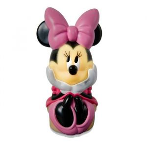 Minnie Mouse Veilleuse et Lampe Torc GoGlow Buddy, 279MOE, Pink
