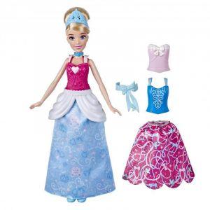 Princesses Princesses Poupee Mannequin Cendrillon Multi Tenues 30 Cm Neuf