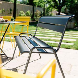 Fermob Monceau - Banc de jardin 2/3 places en acier