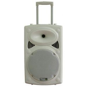 Ibiza Sound Ibiza PORT15UHF-BT-WH Enceinte Portable 800 W Blanc