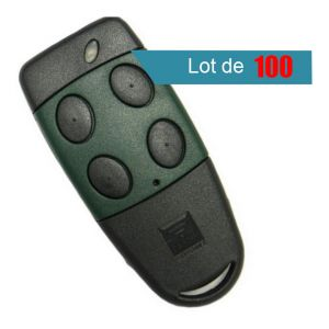 Cardin Télécommande S449TX4 et S449 QZ4 433 MHZ Pack de 100