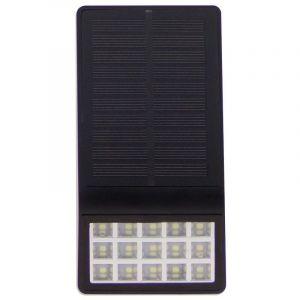 Xanlite   APSS200, Applique murale solaire design LED 200 lumens