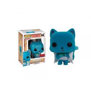 Funko Figurine Pop! Fairy Tail : Happy Flocked