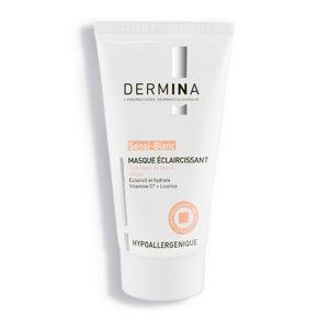 Dermina Sensi-Blanc - Masque éclaircissant