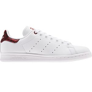 Adidas Stan Smith chaussures Femmes blanc bordeaux T. 36,0