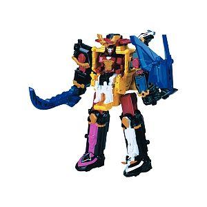 Bandai Power Rangers Megazord Ninja Steel