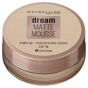 Maybelline Dream Matte Mousse 26 honey beige