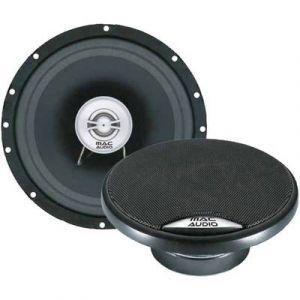 Mac Audio 11035621 Edition 162, 2 Voies Coaxial Montage Haut-Parleur Noir