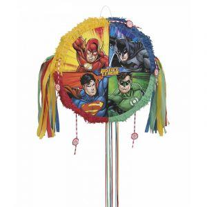 Unique Party Pinata Justice League 50 cm Taille Unique