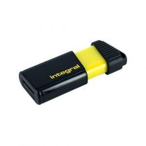 Integral INFD64GBPULSEYL - Clé USB 2.0 Pulse 64 Go