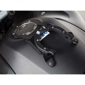 Sw-motech Bride de fixation réservoir ION noir Honda VFR 800 X Crossru