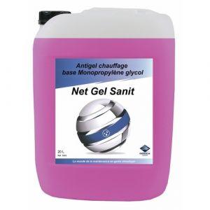 Progalva Antigel pour circuit de chauffage. et circuit sanitaire bidon de 20 litres réf: 3545