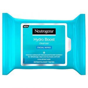 Neutrogena Hydroboost Wipes 25 Pack