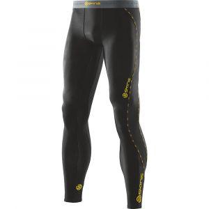 Skins Collant long de compression dnamic noir