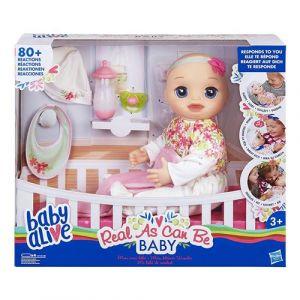 Hasbro Baby Alive - Mon vrai bébé