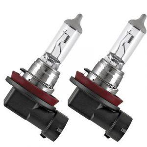 Osram 64211ULT-HCB Ultra Life H11 ampoule halogène projecteur, 12 V, Lot de 2