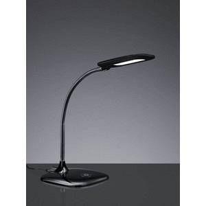 Trio Lampe de bureau led Polly Noir Plastique 573910102