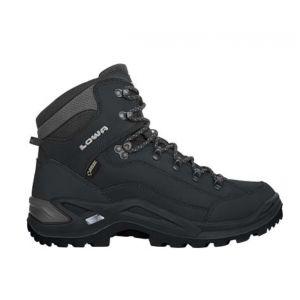 Lowa Chaussures Renegade gtx mid black Noir - Taille 44,41 1/2,43 1/2