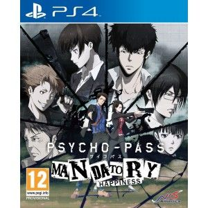 Psycho-Pass : Mandatory Happiness Limited Edition [PS4]
