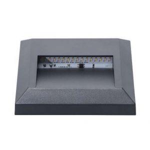 Kanlux Applique led extérieur - 1 watt - IP65 - Forme - Carré -