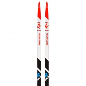Rossignol Skis Delta Comp R-skin Ifp - Black / White / Red - Taille 186