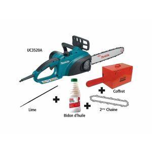 Makita UC3520AK - Tronçonneuse électrique 1800W