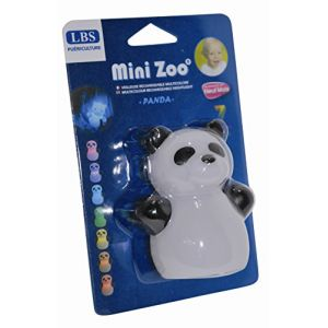 LBS medical Veilleuse nomade rechargeable USB Mini Zoo Panda
