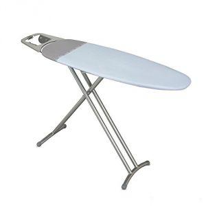 Rayen 6288.70AZUL - Table à repasser avec repose fer