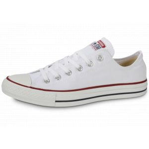 Image de Converse BASKETS HOMME BASSES CANVAS CTAS CORE OX BLANC