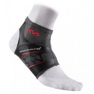 McDavid Mc-david Elite Runners Therapy Plantar Fasciitis Sleeve Left - Black - Taille L