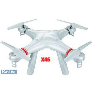 RayLine X46 - Drone radiocommandé 2,4Ghz