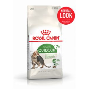 Royal Canin Outdoor +7 - Sac 4 kg
