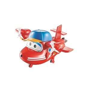 Auldey Super Wings Avion Transformable 12 cm saison 2 - Flip