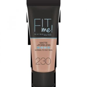 Maybelline Fit Me! Matte and Poreless Foundation 230 Natural Buff