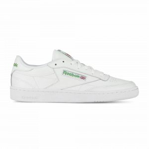 Reebok Chaussures Classic CLUB C 85 blanc - Taille 36,39,40,41,42,43,44,45,46,34,35,42 1/2,47,37 1/2,38 1/2,48 1/2