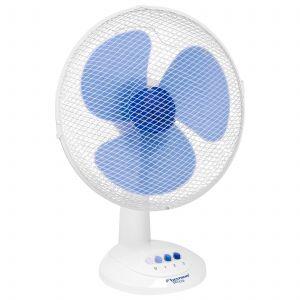 Bestron Ddf35w Ventilateur de table 35cm 40w blanc breeze