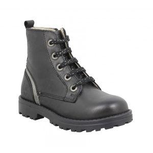 Kickers Grooke - Bottines et boots Enfant, Noir