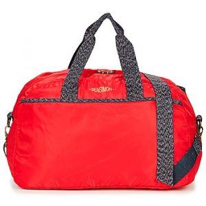 Bensimon Sac de sport SPORT BAG rouge - Taille Unique