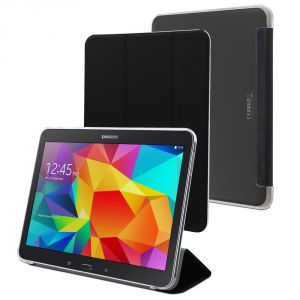 """Muvit MUCTB0270 - Etui Smart Stand pour Galaxy Tab 4 10"""""""