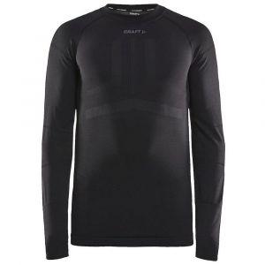 Craft Active Intensity CN L/S - Sous-vêtement synthétique taille S, noir