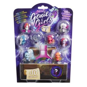 Vivid Genie Girls Super pack de 10 figurines