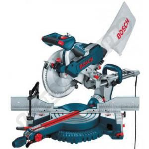 Bosch GCM 10 SD - Scie à onglet radiale 254mm 1800W double inclinaison