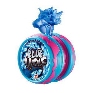 Hasbro Yo-yo Blazing Team Guerrier des créatures niveau 1 Loup