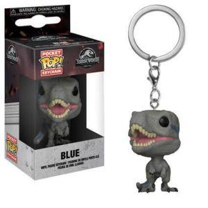 Funko Porte-Clef Pocket Pop! Blue - Jurassic World 2