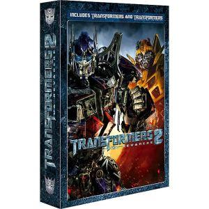 Coffret Transformers + Transformers 2 : La revanche