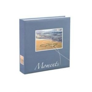 Hama Livorno Slip-In 22x22 200 Photos 10x15+CD Depot 10674